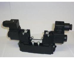 BE-4205 ELET.VALVOLA ISO 2 CENTRI IN PRESSIONE