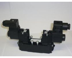 BE-6020 ELET.VALVOLA ISO 4 BISTABILE