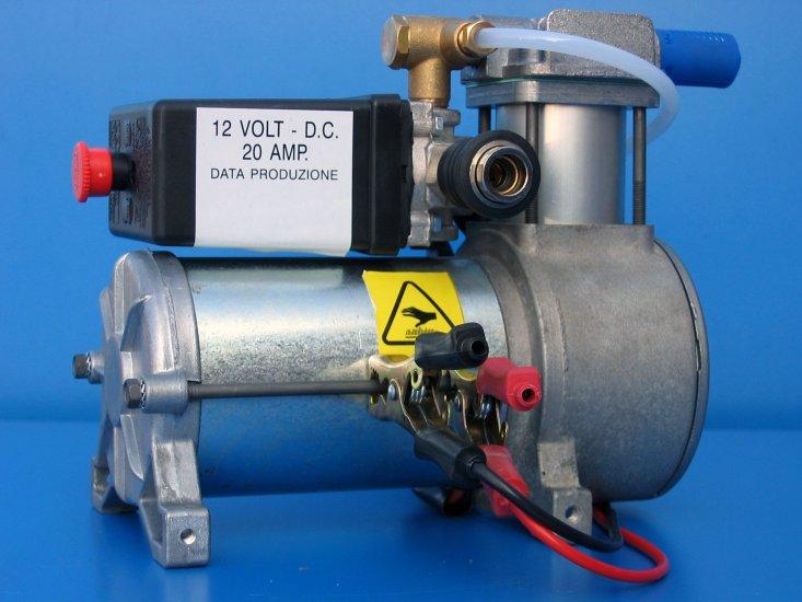 Mini compressori e a batteria 12v 230v kteam for Generatori silenziati per camper